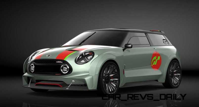 2015 MINI Vision GT 17