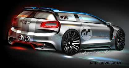 2015 MINI Vision GT 4