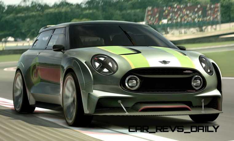 2015 MINI Vision GT 5