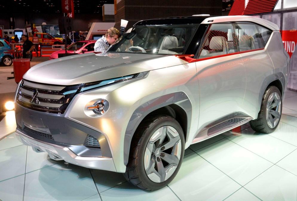 2015 Mitsubishi GC-PHEV 2
