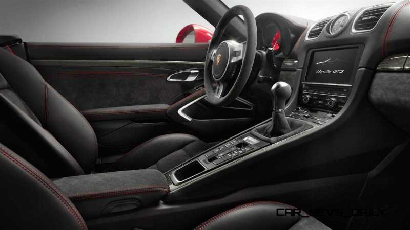 2015 Porsche Boxster and Cayman GTS 11