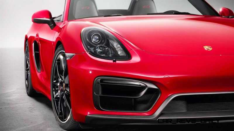 2015 Porsche Boxster and Cayman GTS 26