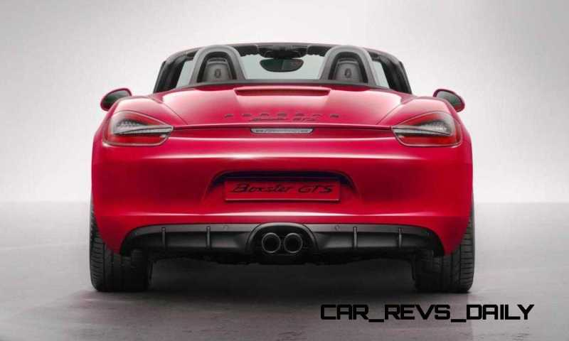 2015 Porsche Boxster and Cayman GTS 29
