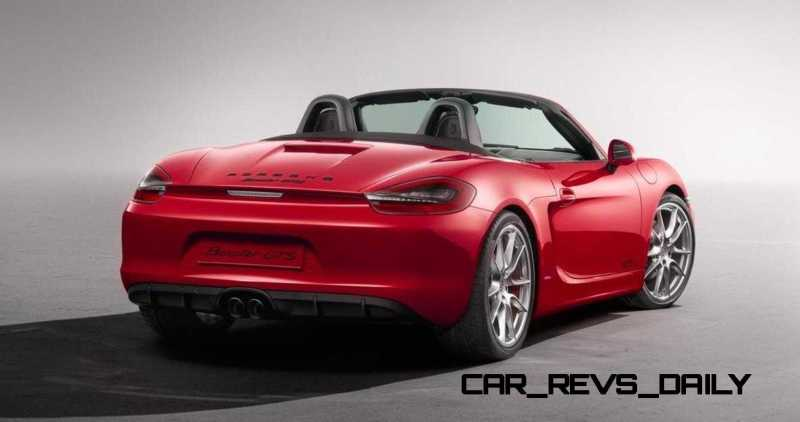2015 Porsche Boxster and Cayman GTS 32
