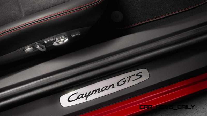 2015 Porsche Boxster and Cayman GTS 42