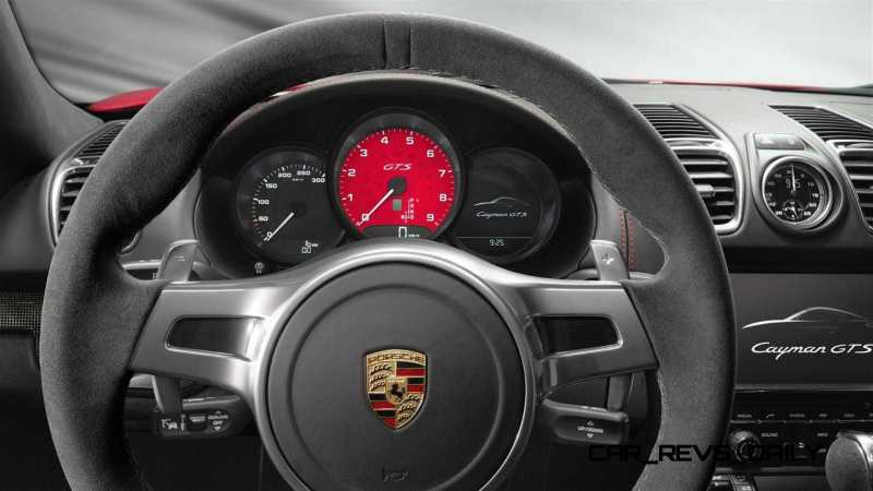2015 Porsche Boxster and Cayman GTS 44