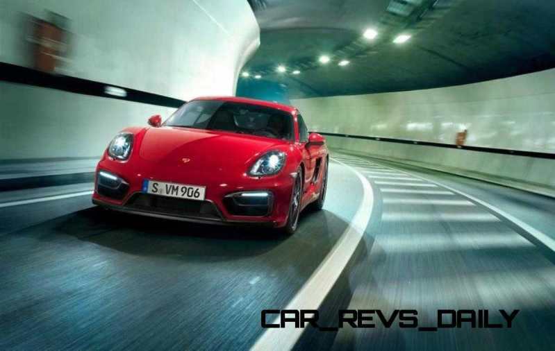 2015 Porsche Boxster and Cayman GTS 55