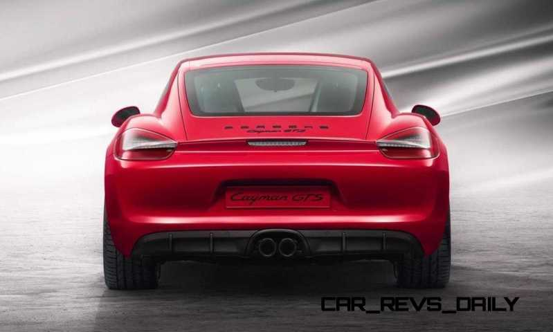 2015 Porsche Boxster and Cayman GTS 64
