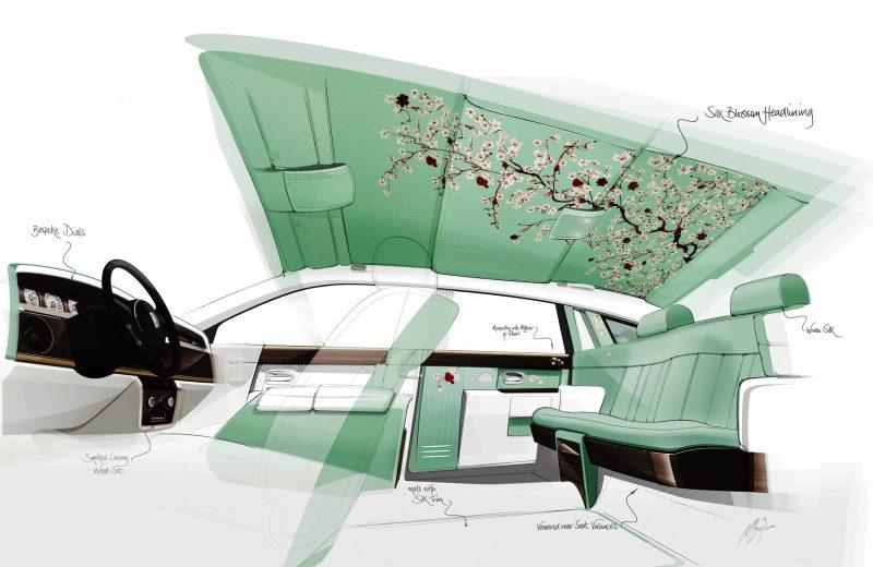 2015 Rolls-Royce Phantom SERENITY 1