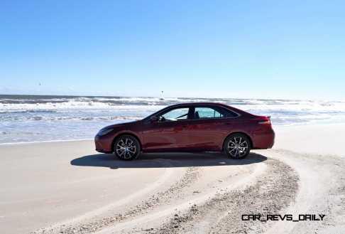2015 Toyota Camry NASCAR Daytona Beach 16