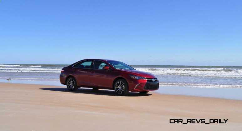 2015 Toyota Camry NASCAR Daytona Beach 23