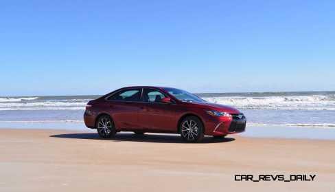 2015 Toyota Camry NASCAR Daytona Beach 25