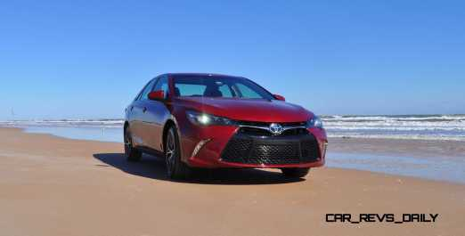 2015 Toyota Camry NASCAR Daytona Beach 42