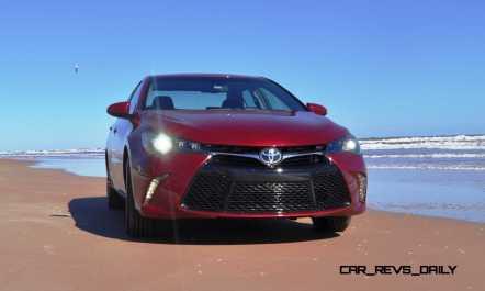 2015 Toyota Camry NASCAR Daytona Beach 44