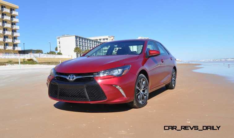 2015 Toyota Camry NASCAR Daytona Beach 59