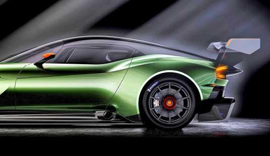 2016 Aston Martin VULCAN 13