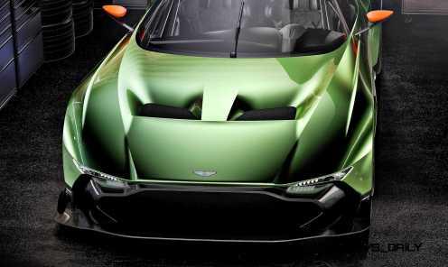 2016 Aston Martin VULCAN 20