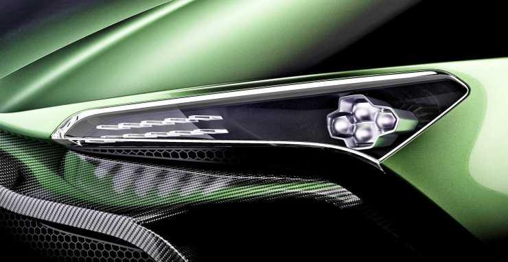 2016 Aston Martin VULCAN 24