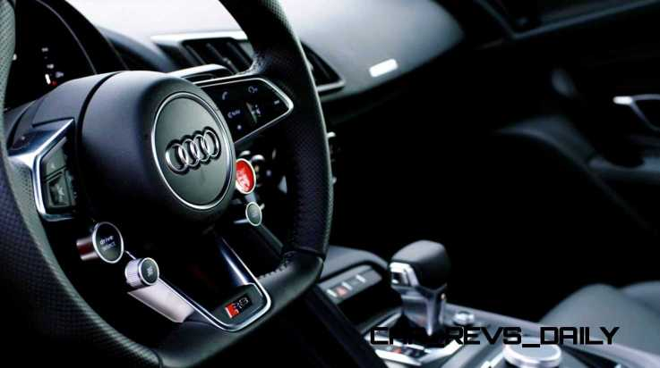 2016 Audi R8 V10 Plus 24