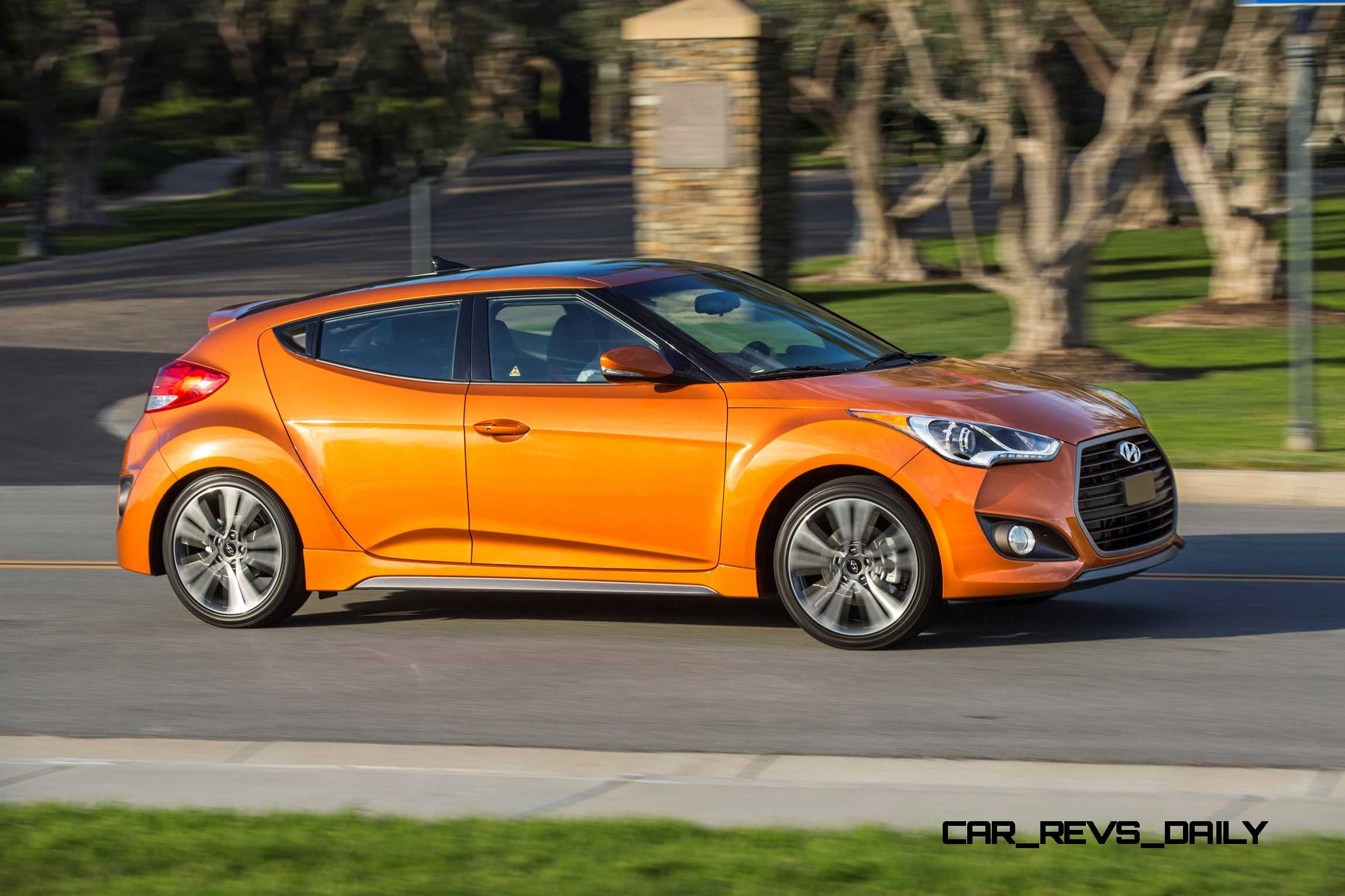 Check if this fits your 2016 hyundai veloster. 2016 Veloster Turbo Car Revs Daily Com