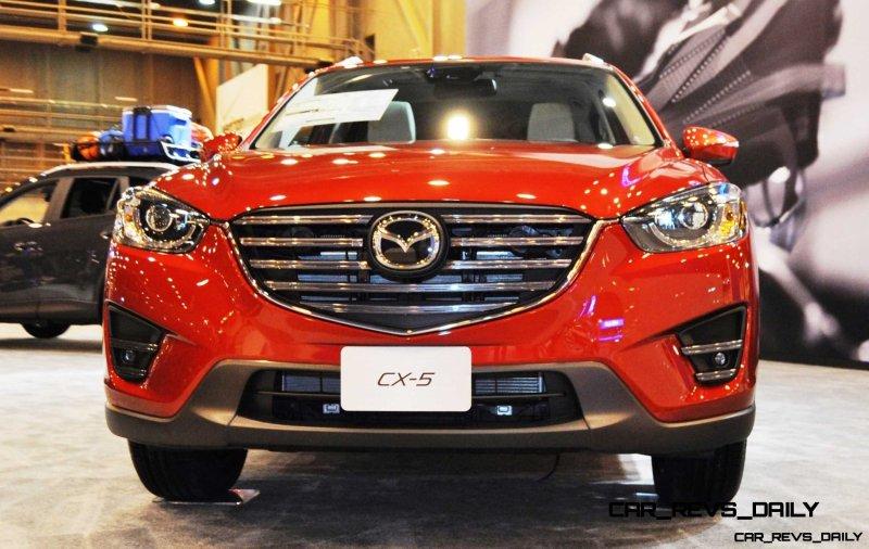 2016 Mazda CX-5 8