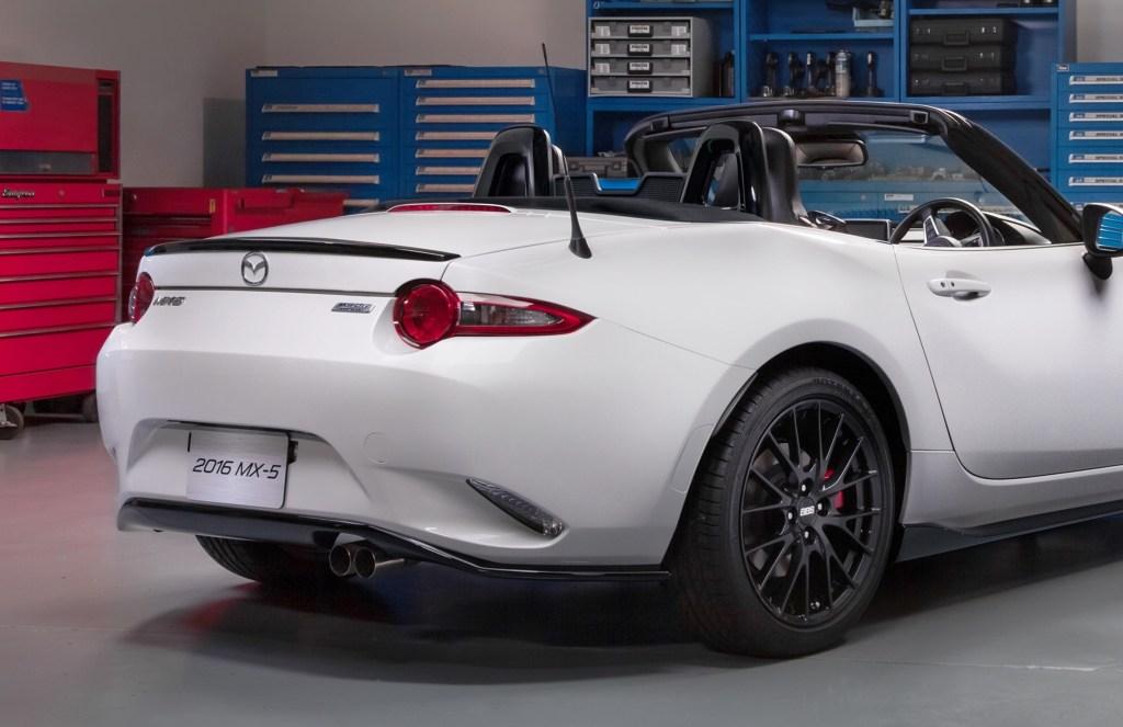2016 Mazda MX-5 Aero Accessories Concept 6