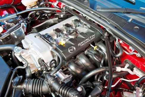 2016 Mazda MX-5 Roadster 44