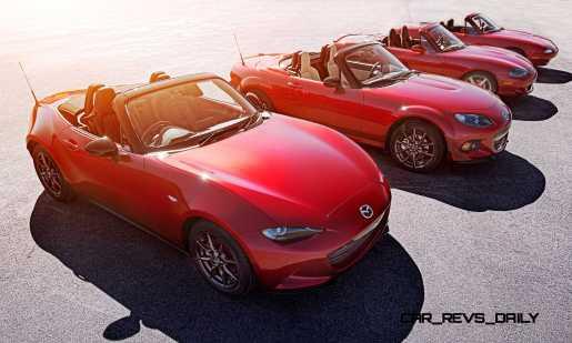 2016 Mazda MX-5 Roadster 7