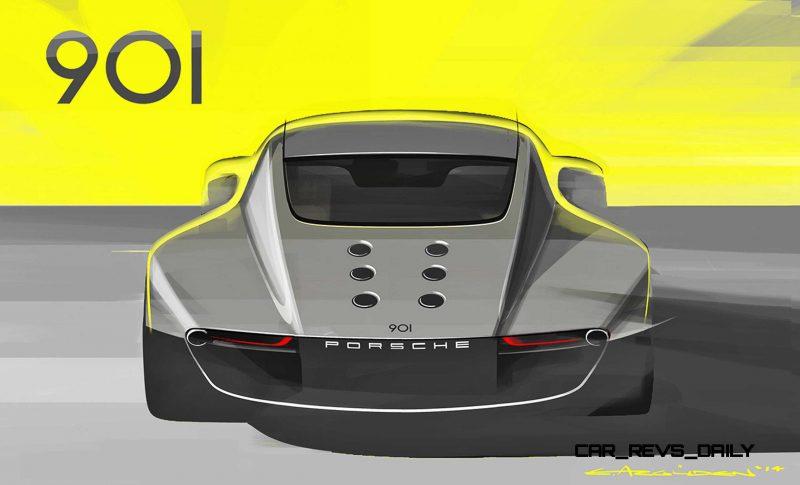 2018 Porsche 901 by Ege Arguden 18