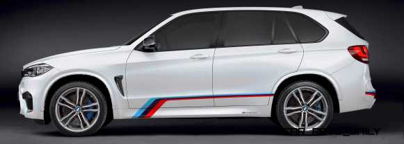 BMW M Performance Parts for 2015 X5M and X6M 10