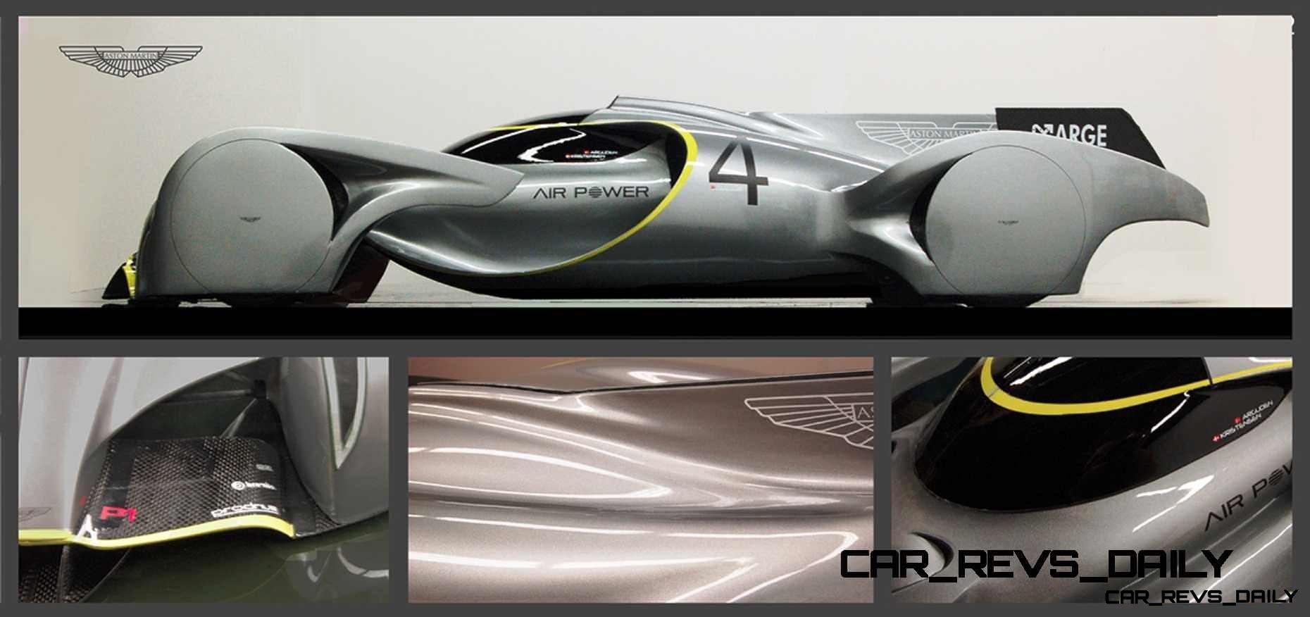 Ege Argüden 2035 Aston Martin AMR-AP LeMans Racer 12