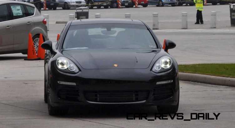 First Drive Review - 2015 Porsche Panamera S E-Hybrid 24
