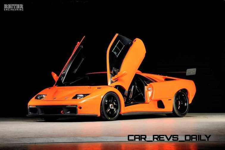Hypercar Heroes - 1999 Lamborghini Diablo GTR - Restored By Reiter Engineering 10