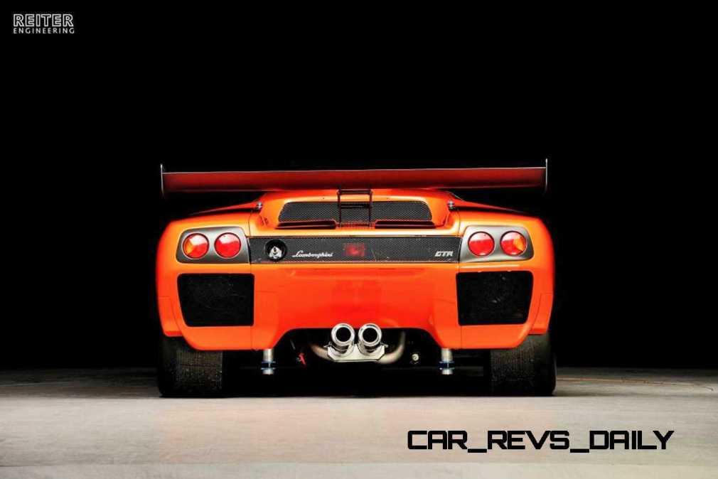Hypercar Heroes - 1999 Lamborghini Diablo GTR - Restored By Reiter Engineering 19