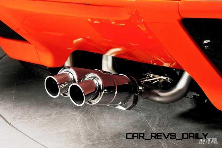 Hypercar Heroes - 1999 Lamborghini Diablo GTR - Restored By Reiter Engineering 21