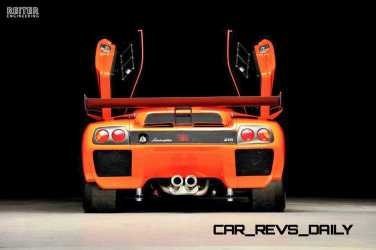 Hypercar Heroes - 1999 Lamborghini Diablo GTR - Restored By Reiter Engineering 3