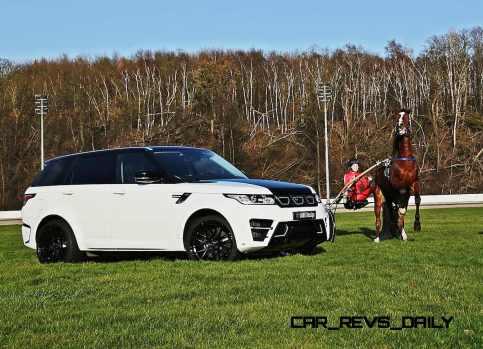 LARTE Design Range Rover Sport WINNER 24