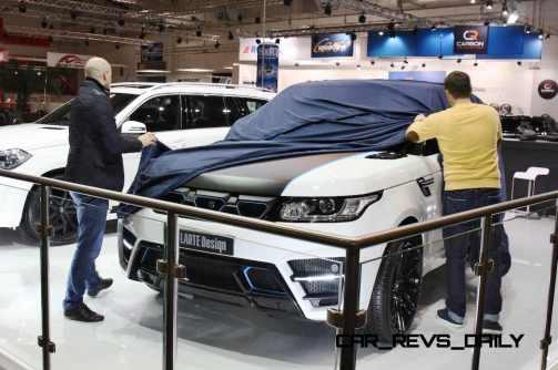 LARTE Design Range Rover Sport WINNER 3