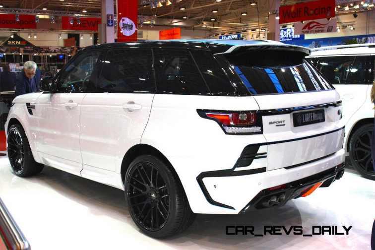 LARTE Design Range Rover Sport WINNER 6