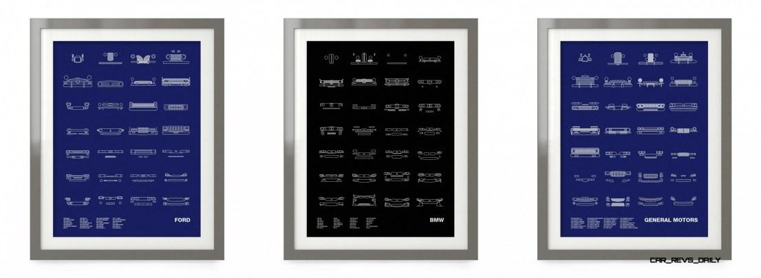 NOMO Design Auto Icon Screen Prints 13