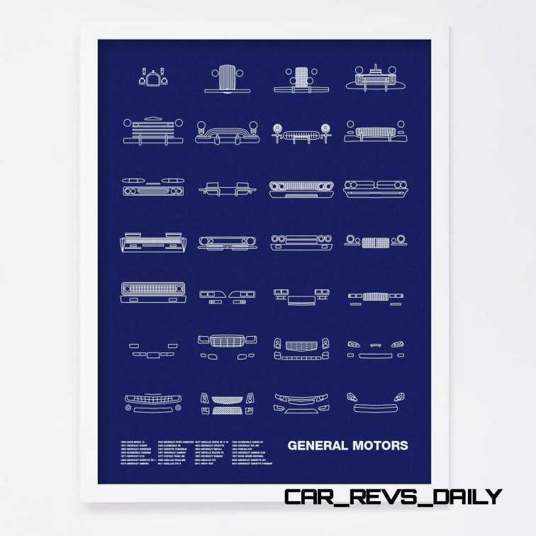NOMO Design Auto Icon Screen Prints 16