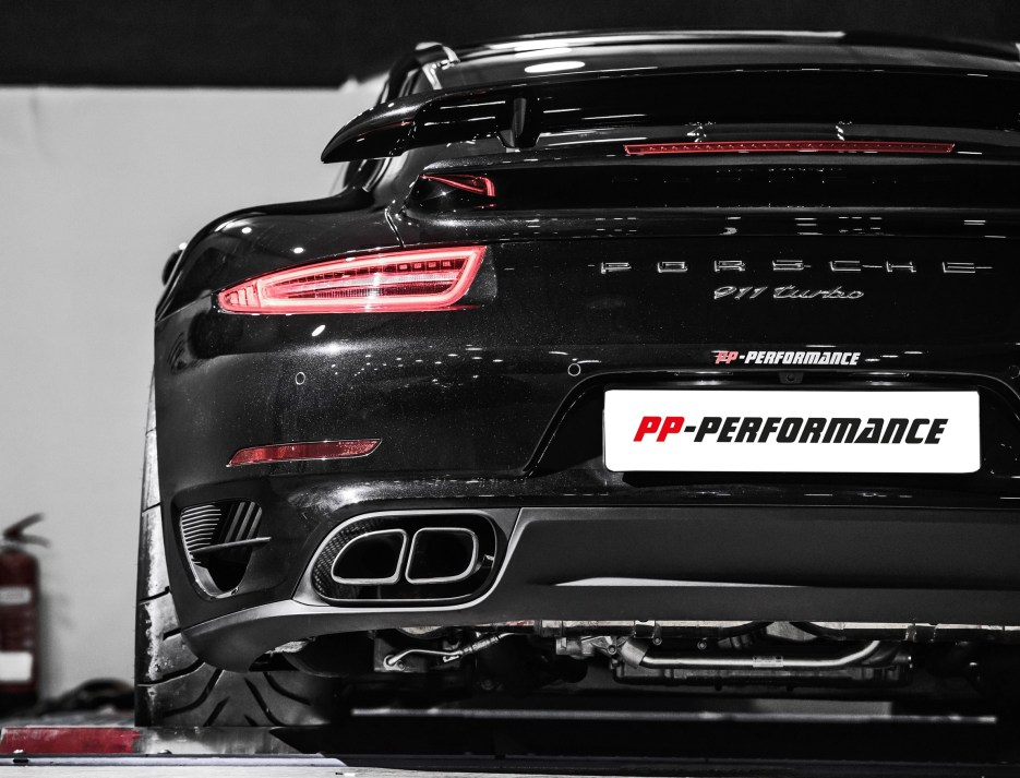 Porsche 911 Turbo by PP-Performance 3