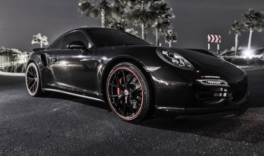 Porsche 911 Turbo by PP-Performance 6