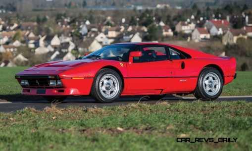 RM Auctions Villa Erba Preview - 1985 Ferrari 288 GTO 1