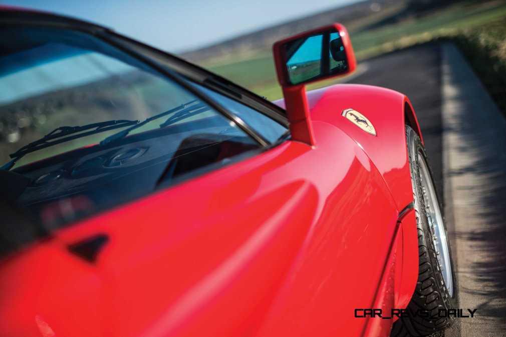 RM Auctions Villa Erba Preview - 1985 Ferrari 288 GTO 10
