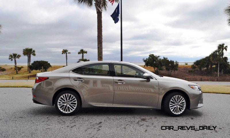 Road Test Review - 2015 Lexus ES350  24