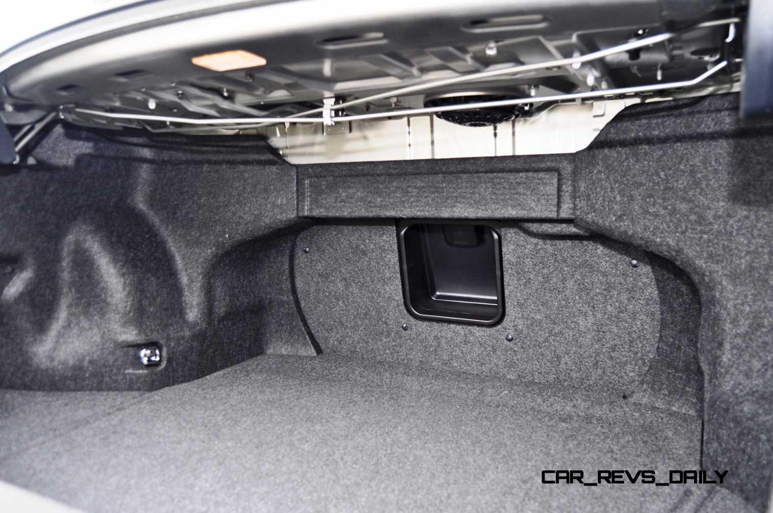 Road Test Review - 2015 Lexus ES350 77