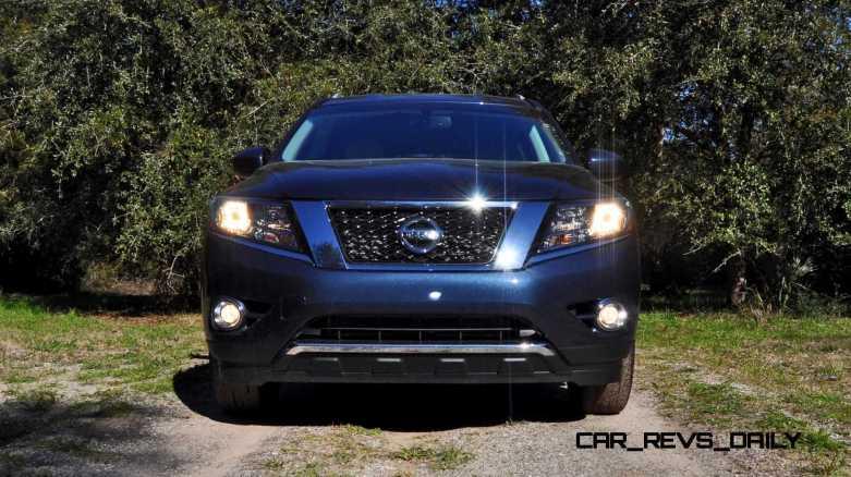Road Test Review - 2015 Nissan Pathfinder SV 4WD 11