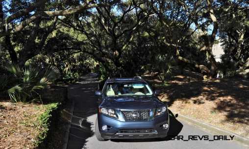 Road Test Review - 2015 Nissan Pathfinder SV 4WD 153