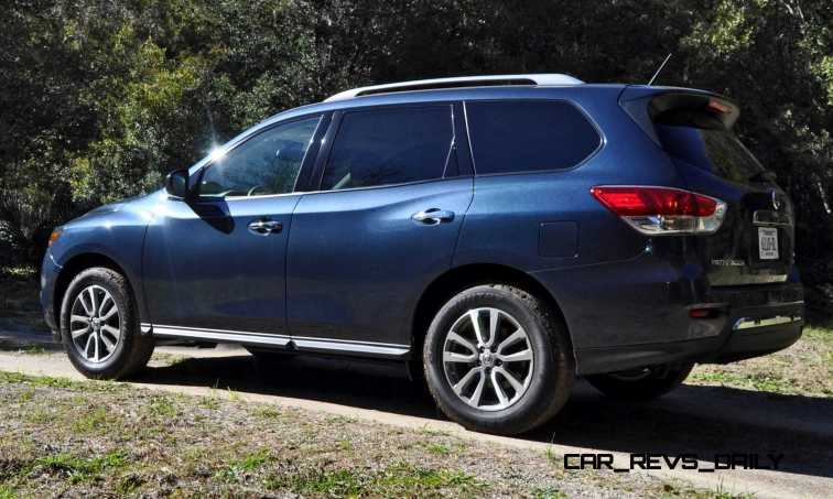 Road Test Review - 2015 Nissan Pathfinder SV 4WD 31